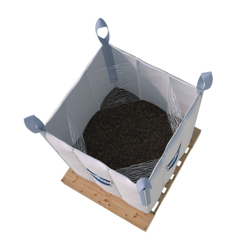 Net Baffle Bag
